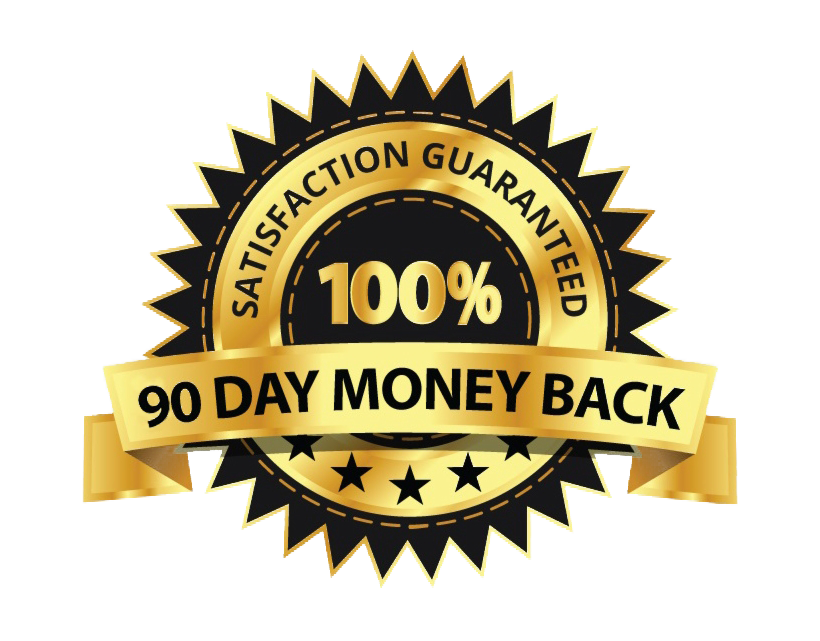 90 day back money guarantee